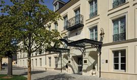 Auberge du Jeu de Paume Chantilly Relais & Châteaux